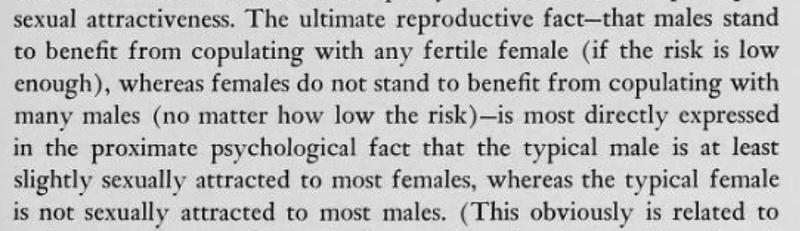 mężczyźni nie pociągają kobiet. większość kobiet pociągają tylko nieliczni mężczyźni
