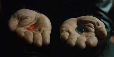 The Red Pill The Blue Pill The Purple Pill POLSKA