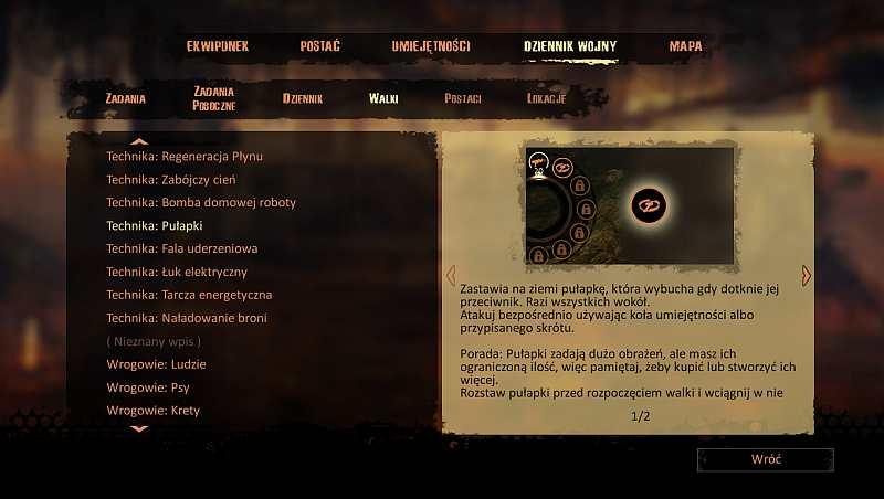 Mars War Logs interesujący, budżetowy RPG