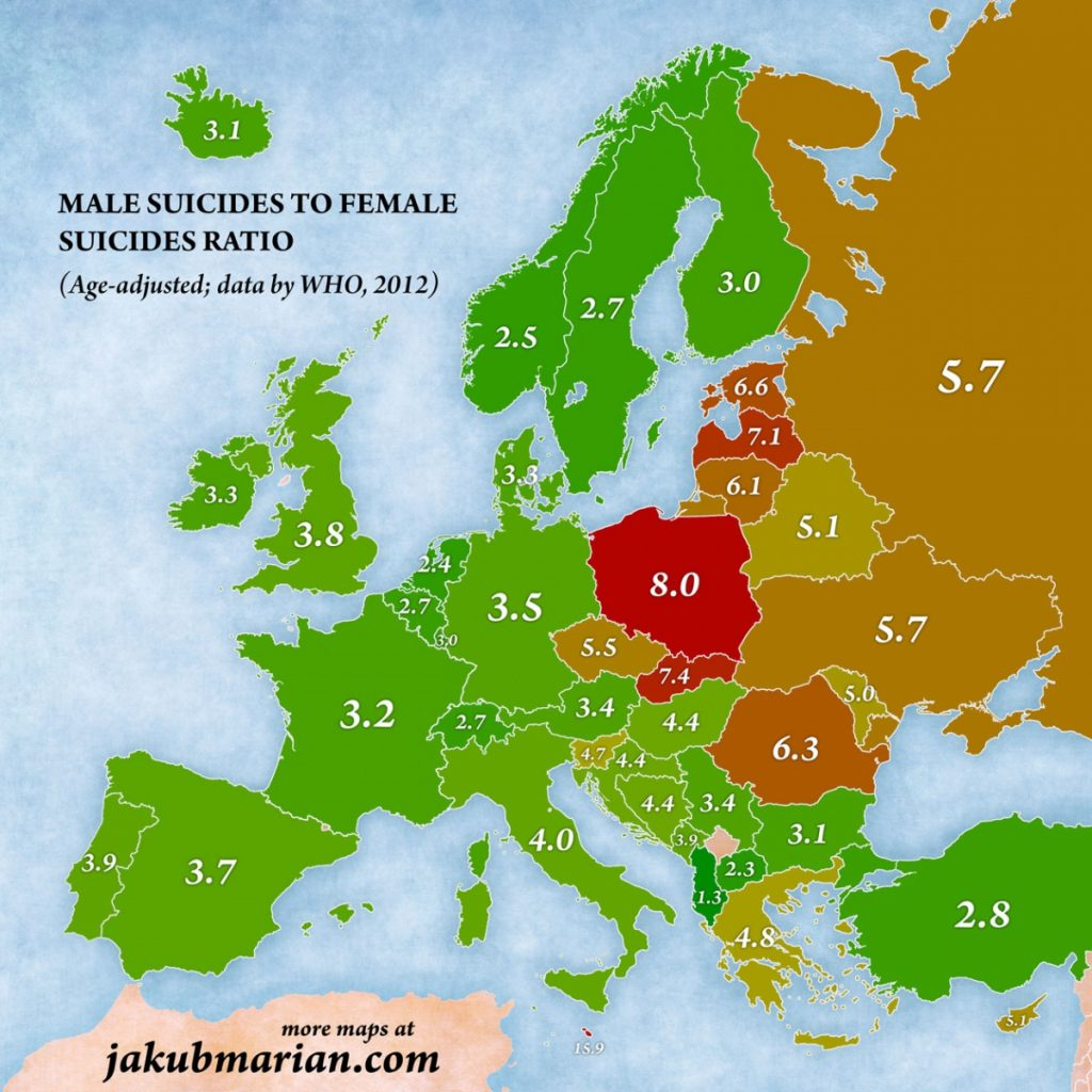 równouprawnienie kobiet według the red pill