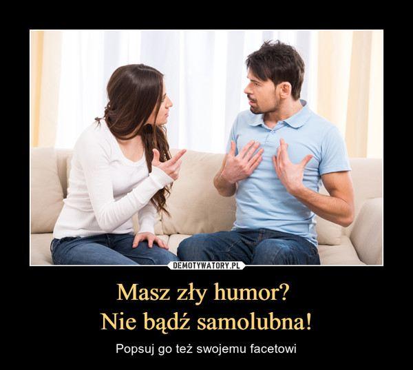 Wzory narcystyczne randki