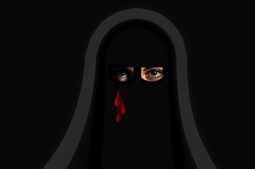 przemoc wobec kobiet w islamie
