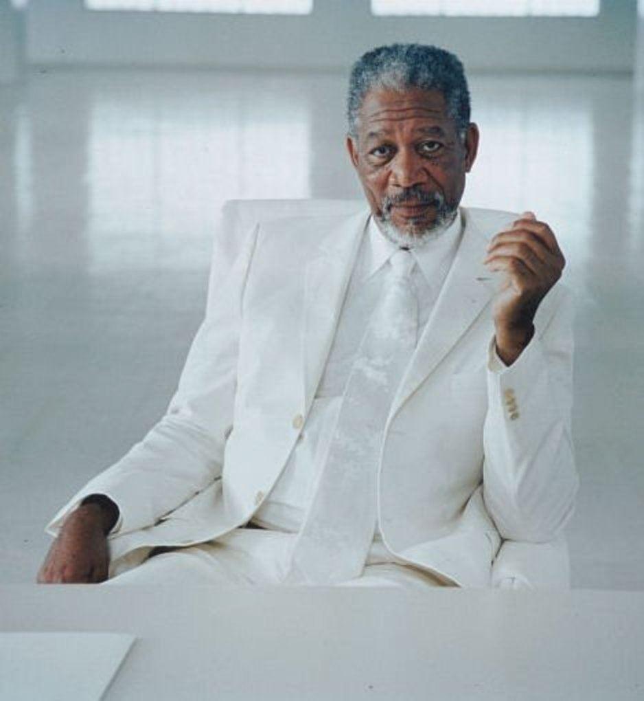 oskarżenie Morgana Freemana o molestowanie seksualne