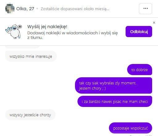 Tajemnice randek internetowych
