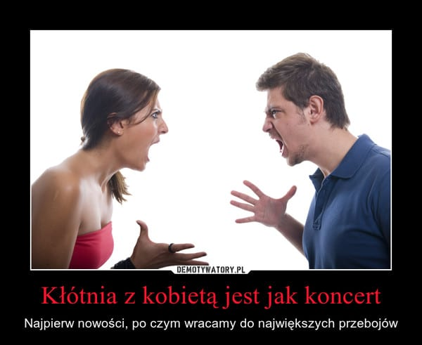 Kobiety manipulują mężczyznami
