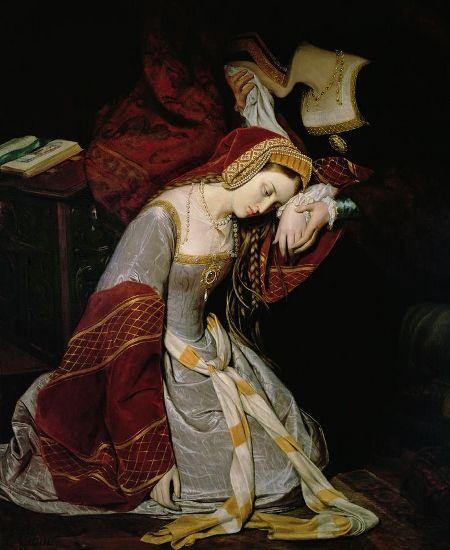 Anna Boleyn i Henryk VIII