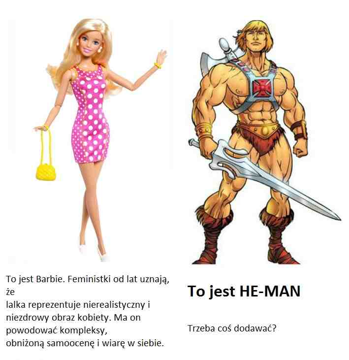 prawna dyskryminacja mężczyzn