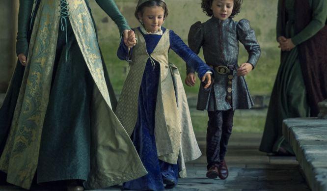 henryk viii i Elżbieta z Yorku