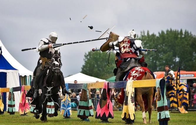 turnieje rycerskie henryka VIII