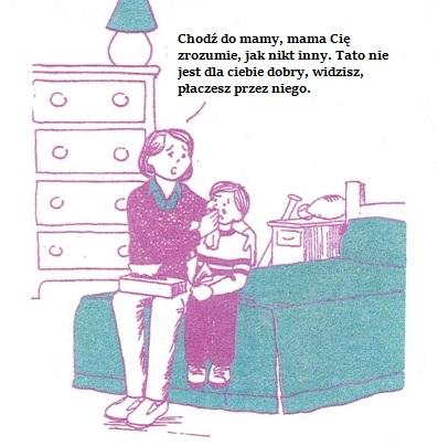 manipulujące matki