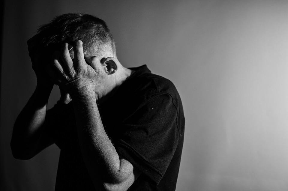 męskie problemy emocjonalne