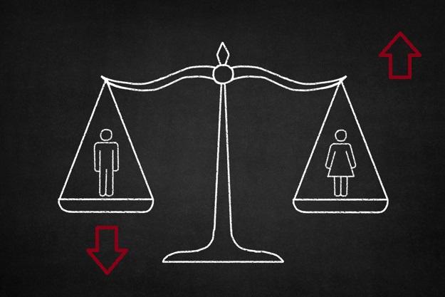 wywyższanie kobiet przez feminizm niszczy mężczyzn i cywilizację