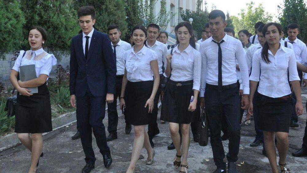 uzbecka szkoła