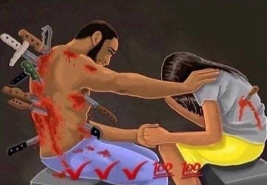 Żona przebiegle znęcająca się nad mężem. Historia czytelnika, który przeszedł piekło