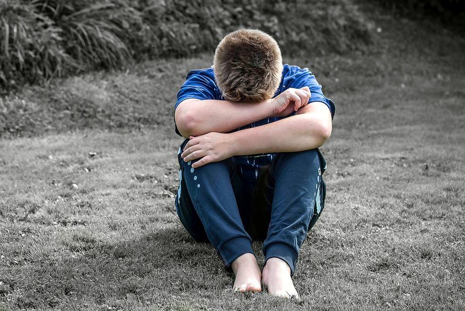 emocje chłopców i mężczyzn nie mają znaczenia