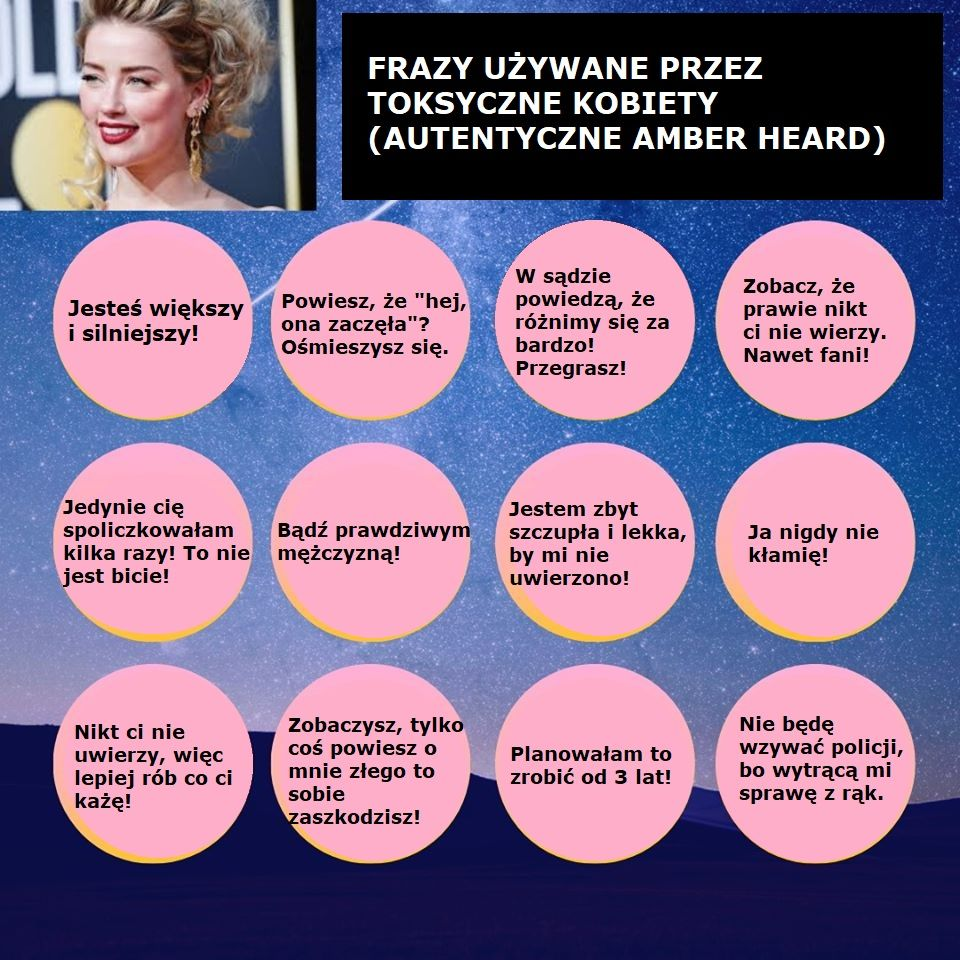 Amber Heard jest bliska wyrzucenia z Aquamana 2. Sprawczyni przemocy domowej udaje ofiarę i kompromituje believe woman 4