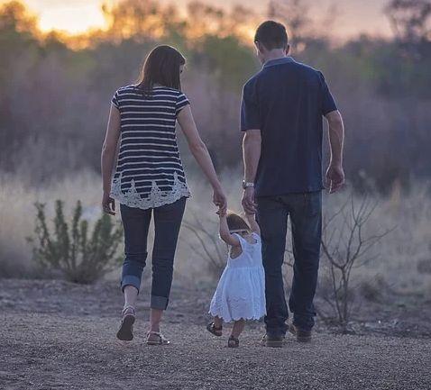 monogamiczna rodzina