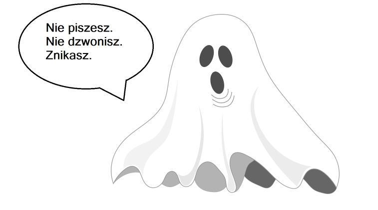 ghosting